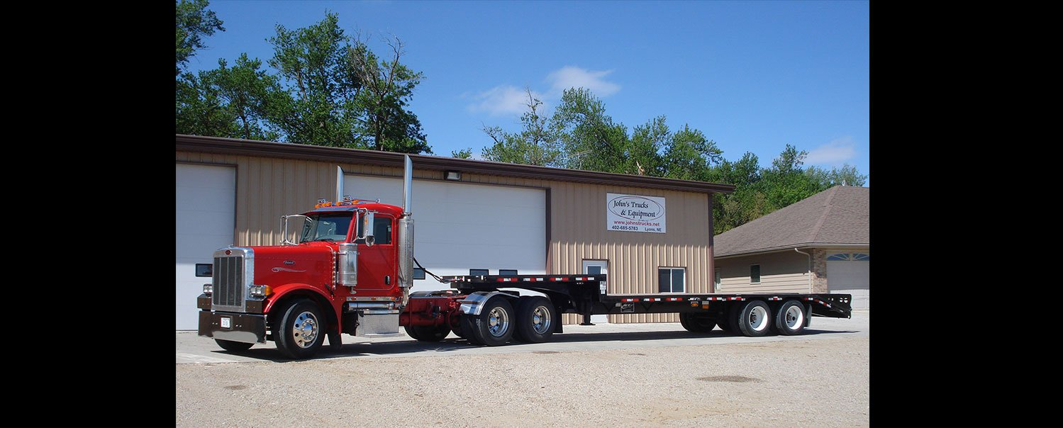 Steel Grain Trailers